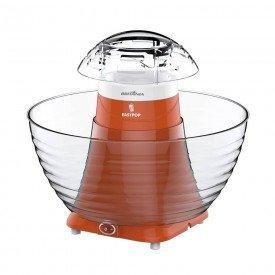 pipoqueira eletrica britania easypop bpi05lr laranja 12729739