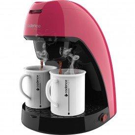 cafeteira colorida cadence single rosa caf217 1 2 design