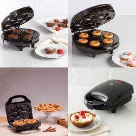 Kit Criativo Fun Kitchen com 4 peças