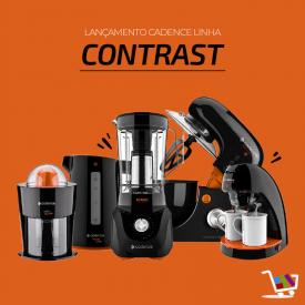 Kit Completo Linha Contrast Cadence - Lançamento