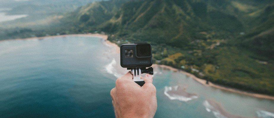 5 Lugares incríveis para viajar com a sua câmera de ação